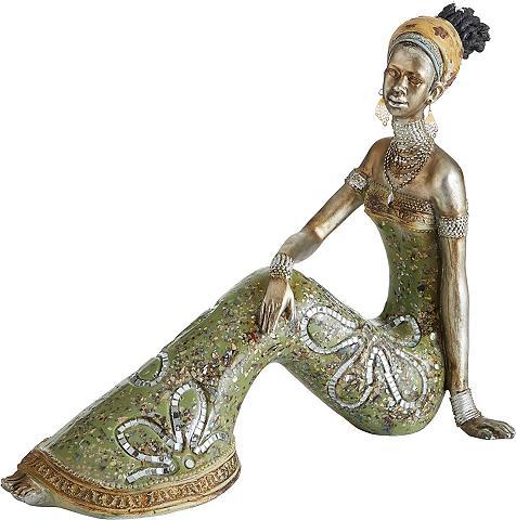 HOME AFFAIRE Figurėlė »Mama Afrika«