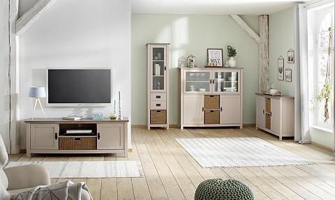 HOME AFFAIRE TV staliukas »Georgina« su 2 durys 2 o...
