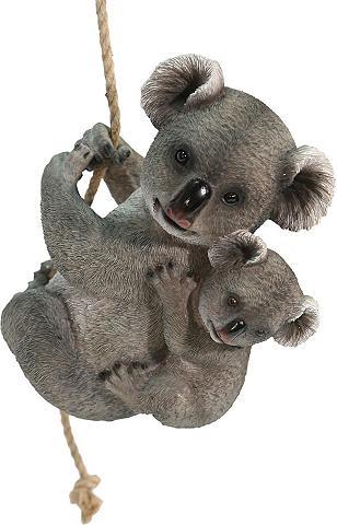 Home affaire Gyvūnų figūrėlė »Koala su Jungen ant R...