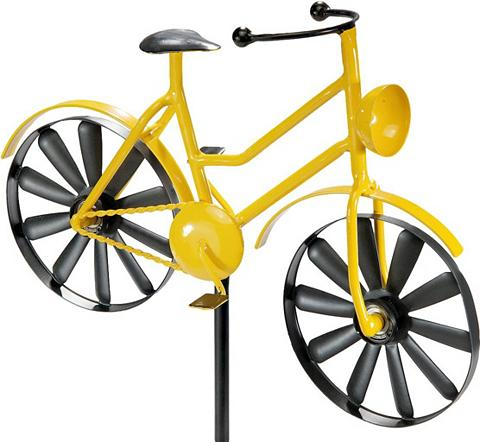 HOME AFFAIRE Dekostecker »Yellow Bike« iš metalas