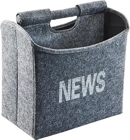 locker Laikraščių stovas »NEWS« faltbar