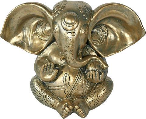 HOME AFFAIRE Dekoratyvinė figurėlė »Ganesha sitzend...
