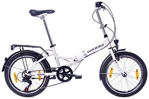 LEADER Sudedamas dviratis »Foldo 2.0 Alloy « ...