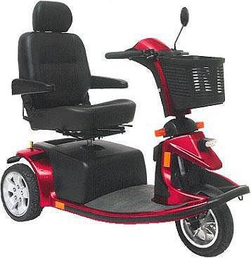 MOBILIS Elektrinis motoroleris »Scooter M83« 9...