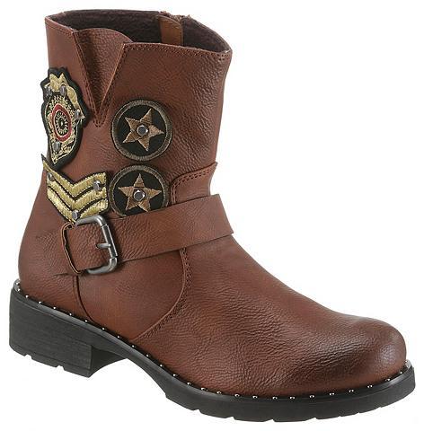 SUPREMO Baikerių stiliaus batai