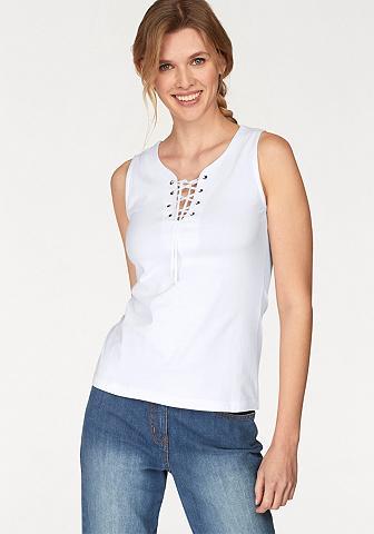 CHEER Marškinėliai be rankovių