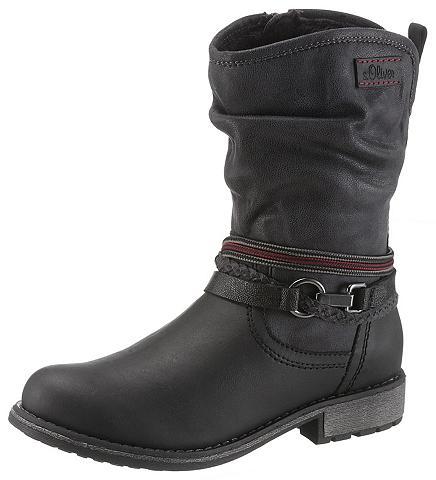 S.OLIVER RED LABEL Baikerių stiliaus batai