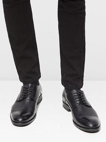 BIANCO Klasikinio stiliaus Herren Derby-Schuh...
