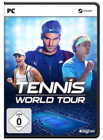 BIGBEN Big Ben PC - Spiel »Tennis World Tour«...