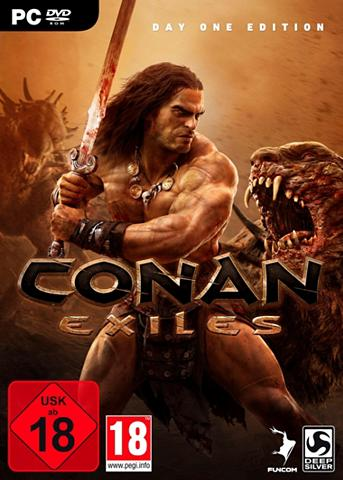 DEEP SILVER Conan Exiles Day One Edition PC