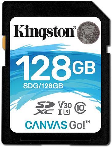 KINGSTON Atminties kortelė »SDXC Medžiaginis Go...