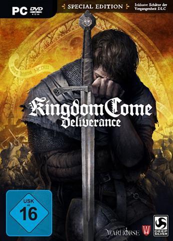 DEEP SILVER PC - Spiel »Kingdom Come Deliverance S...
