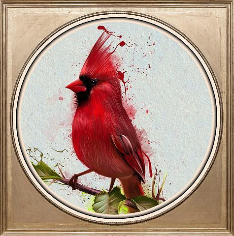 Paveikslas »Roter Vogel«