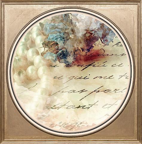 Paveikslas »Alter Brief«