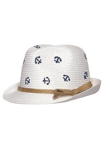 COLOURS COSMETIC šiaudinė skrybėlė