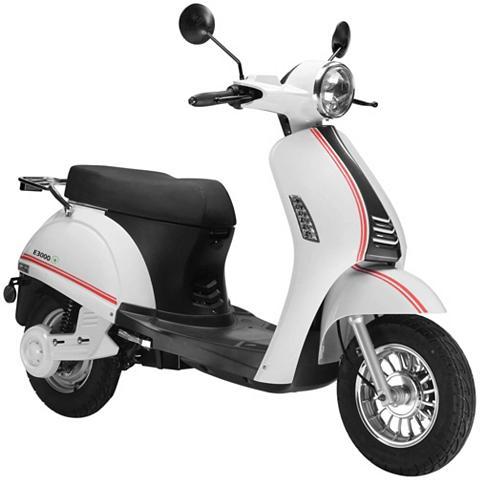 LUXXON Elektrinis motoroleris »E3000« 3000 Wa...