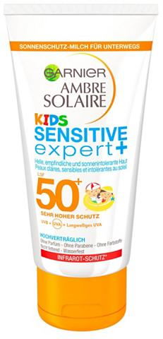 GARNIER »Ambre Solaire Kids Sensitive LSF50+« ...
