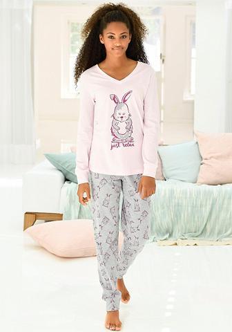 VIVANCE DREAMS Pižama su Tierprint