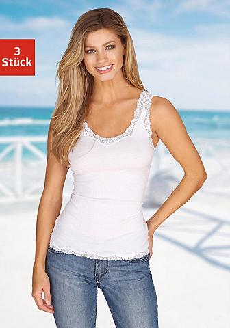 H.I.S Apatiniai marškinėliai (3 vienetai) su...