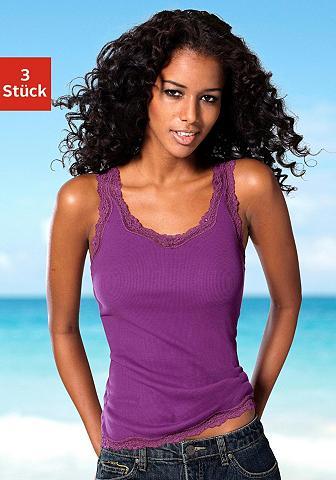 H.I.S Marškinėliai be rankovių (3er-Pack) su...