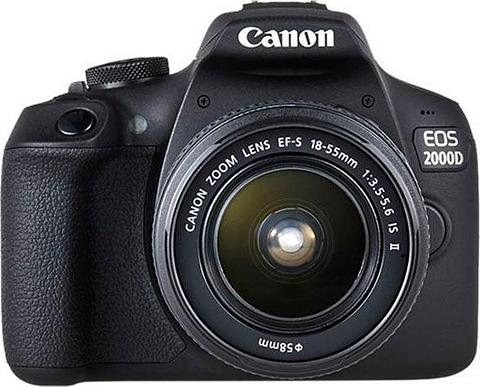 CANON »EOS 2000 D EF-S 18-55 IS II Kit« Veid...