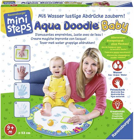 RAVENSBURGER Malmatte »ministeps® Aqua Doodle® Baby...