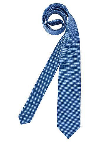 OLYMP Krawatte (1-St) Erhöhter Fleckenschutz...