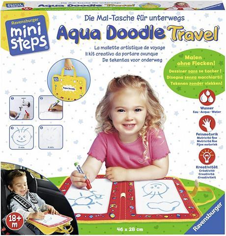 RAVENSBURGER Malmatte »ministeps® Aqua Doodle® Trav...