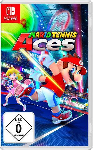 NINTENDO SWITCH Mario Tennis Aces Nintendo Šakotuvas