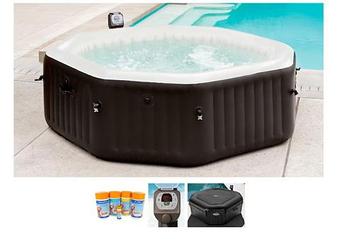 INTEX Rinkinys: Whirlpool »Pure Spa Octagon ...