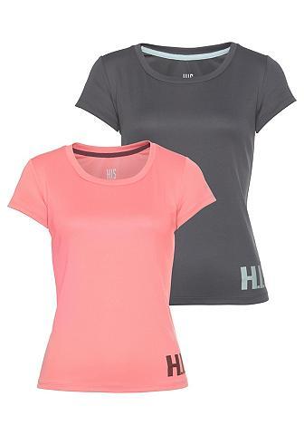 H.I.S Marškinėliai (Spar-Set 2 vnt.)