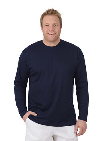 TRIGEMA Marškinėliai ilgomis rankovėmis iš 100...