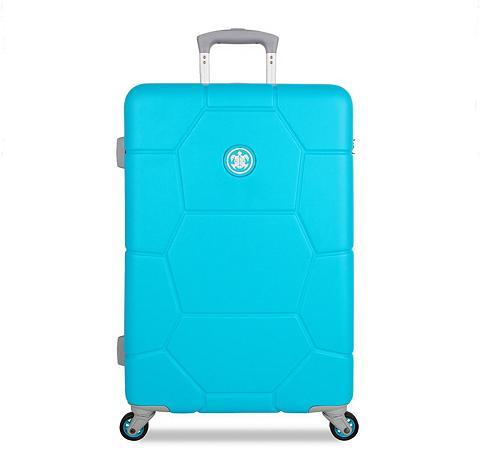 SUITSUIT Plastikinis lagaminas ant ratukų