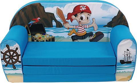 KNORR TOYS Vaikiška sofa »Pirat«