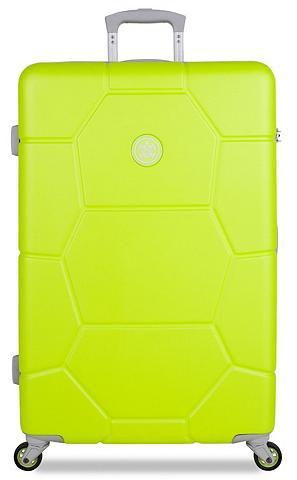 SUITSUIT ® Plastikinis lagaminas ant ratukų su ...