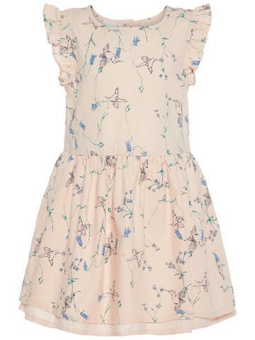 NAME IT Gėlių raštu Baumwoll suknelė