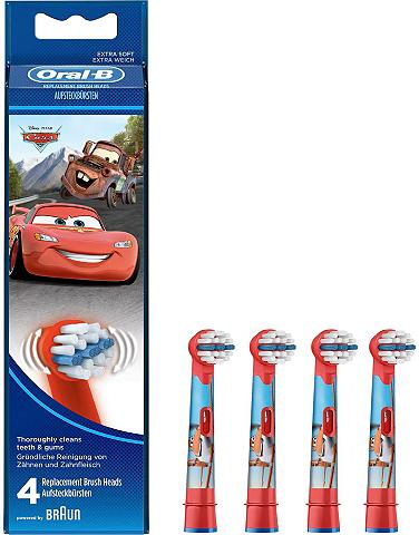 ORAL-B Oral B dantų šepetėlių antgaliai Stage...