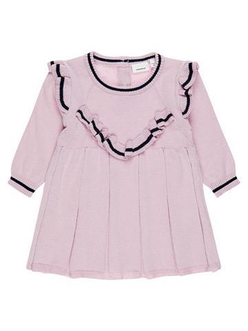 NAME IT Megztas suknelė