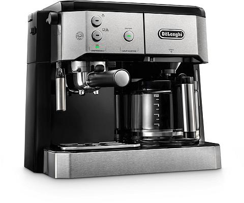 De'Longhi Siebträger-/Filterkaffeemaschine BCO 4...