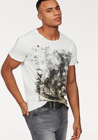 KEY LARGO Marškinėliai »WASHINGTON«