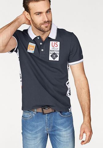 TOM TAILOR POLO TEAM Tom Tailor Polo marškinėliai Team Polo...