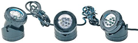 HEISSNER LED-Spotleuchte »SMARTLINE« 3x15 Watt
