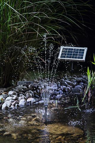 ESOTEC Saulės baterijomis maitinamas siurblys...