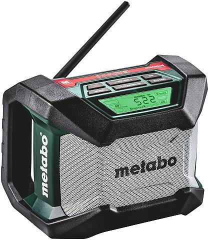 METABO Lauko radijas »R 12-18« su BLUETOOTH® ...
