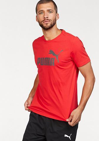 PUMA Marškinėliai »ESSENTIAL LOGO TEE«
