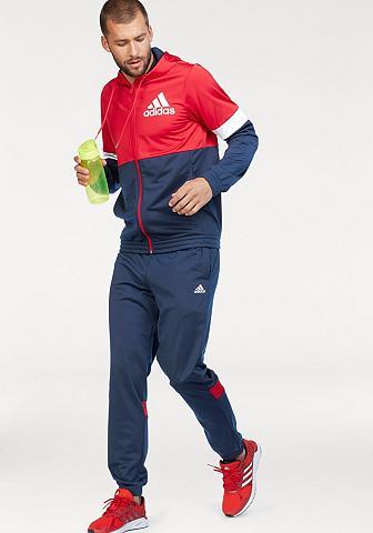 ADIDAS PERFORMANCE Sportinis kostiumas »M POLYESTER TRACK...