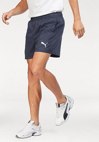 PUMA Funktionsshorts »ESS ACTIVE WOVEN SHOR...