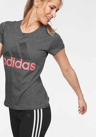 ADIDAS PERFORMANCE Marškinėliai »ESSENTIALS LINE siauras ...