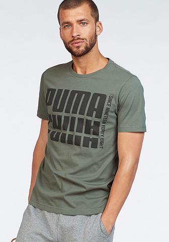 PUMA Marškinėliai »REBEL BOLD BASIC TE«