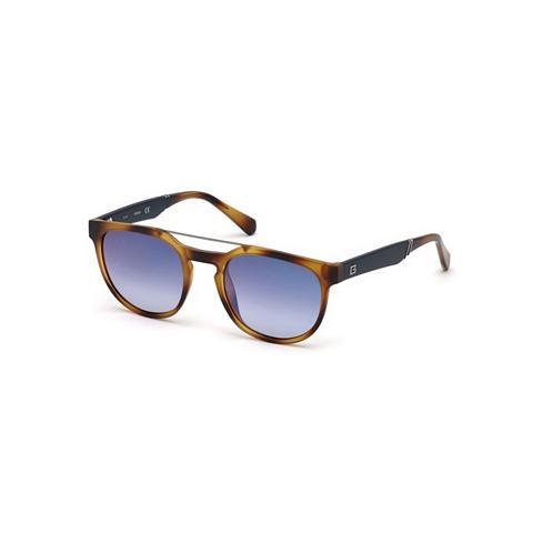 GUESS RUNDE akiniai nuo saulės STEG metalas